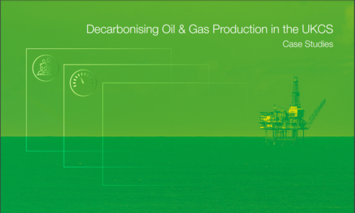 ASTF Decarbonising Oil Gas Production UKCS