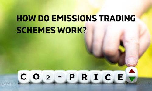 Do you know how emissions trading schemes work?