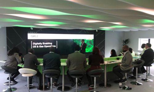 Pan African Delegation Visits OPEX
