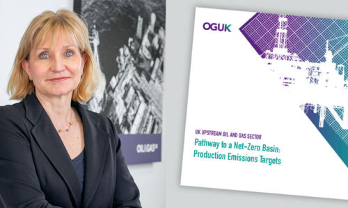 UK oil and gas emissions reduction targets